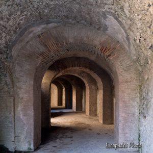 Arènes de Pompéi