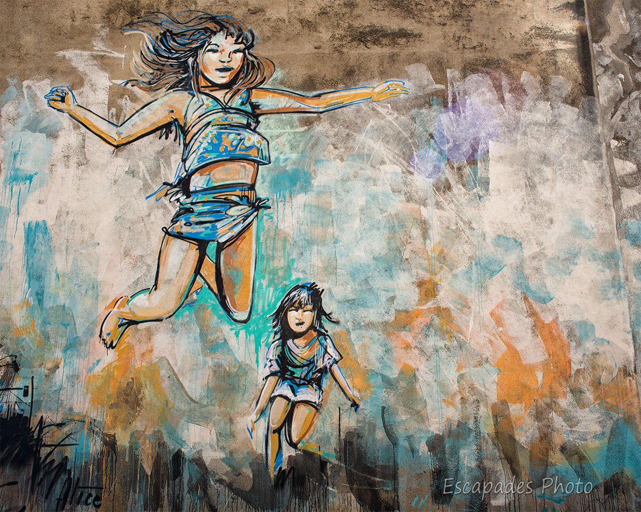 AliCè - street art - Vitry-sur-Seine