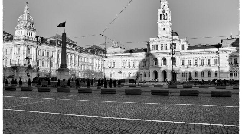 Arad - Hotel de Ville