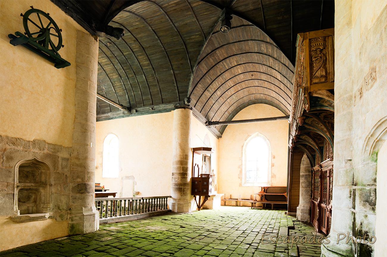 Roue à carillons - Saint-Nicolas de Priziac