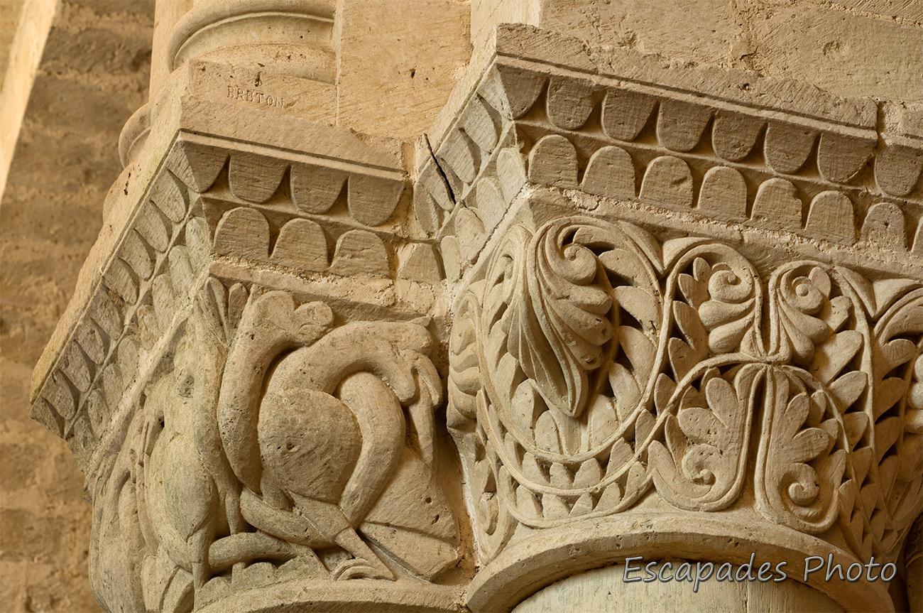 Église Saint-Pierre d'Aulnay : La force de l'Art roman