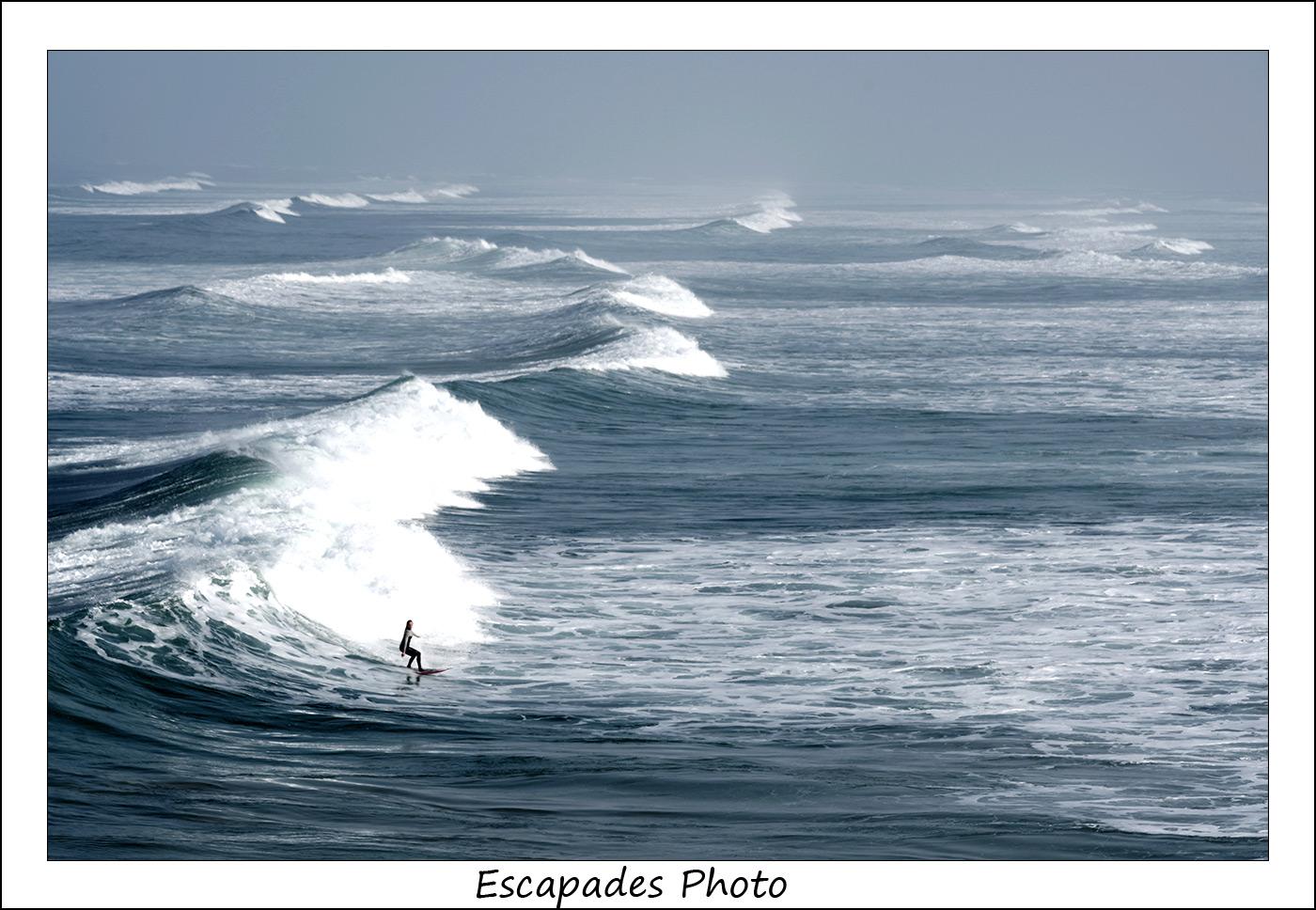 Surf à la Pointe de la Torche