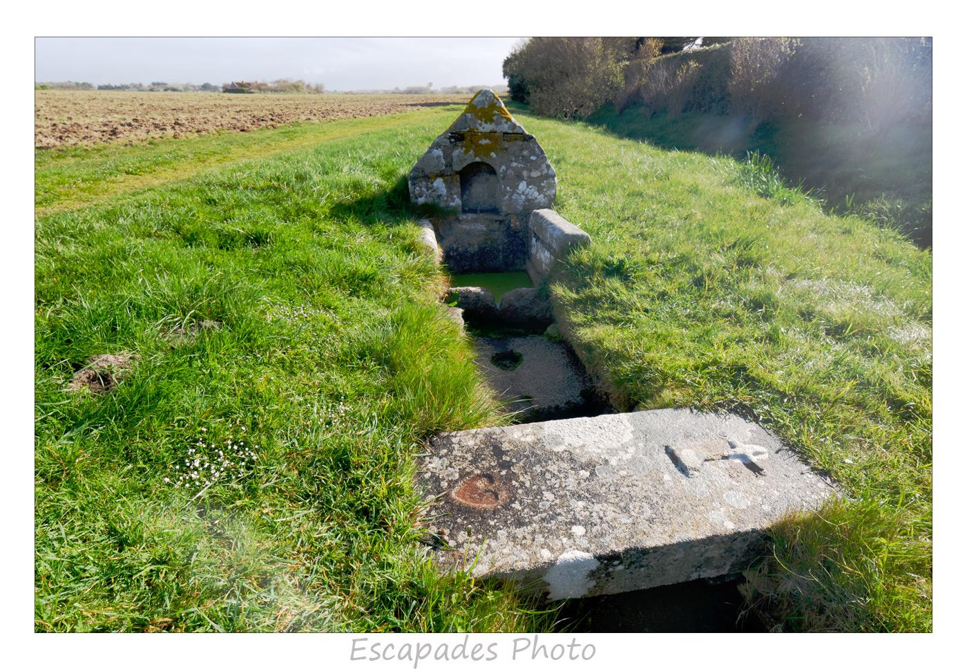 Fontaine à dévotion Saint-Vio